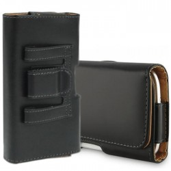 Housse ceinture noire - Taille XXXL