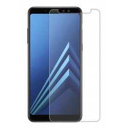 Samsung A8 2018 A530F - Protection verre trempé 0,3 MM 9H