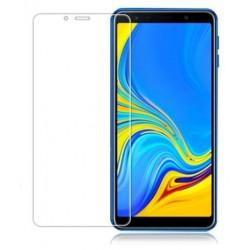Samsung A7 2018 A750F - Protection verre trempé 0,3 MM 9H