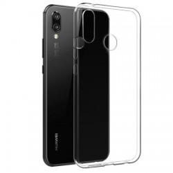 Huawei P30 LITE - Housse en silicone TPU Transparente