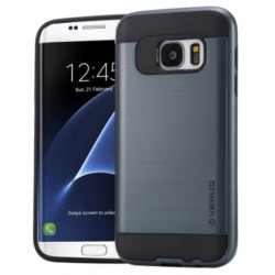Coque Survivor pour Galaxy S7 Edge navy blue
