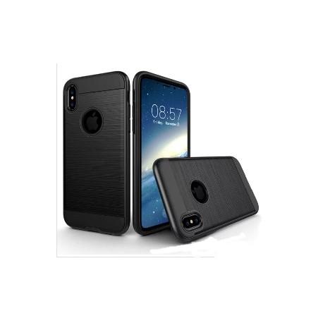 Coque Survivor pour iPhone X Noir