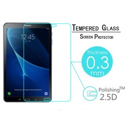 Samsung Galaxy TAB A 2016 - T580 Protection verre trempé 0,3 MM 9H